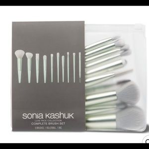 Sonia Kashuk™Luxe Collection 10pc makeup brush set